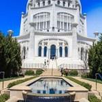 Outside Chicago – Baha'i House of Worship