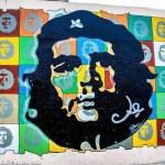Murals of Propaganda in Cuba