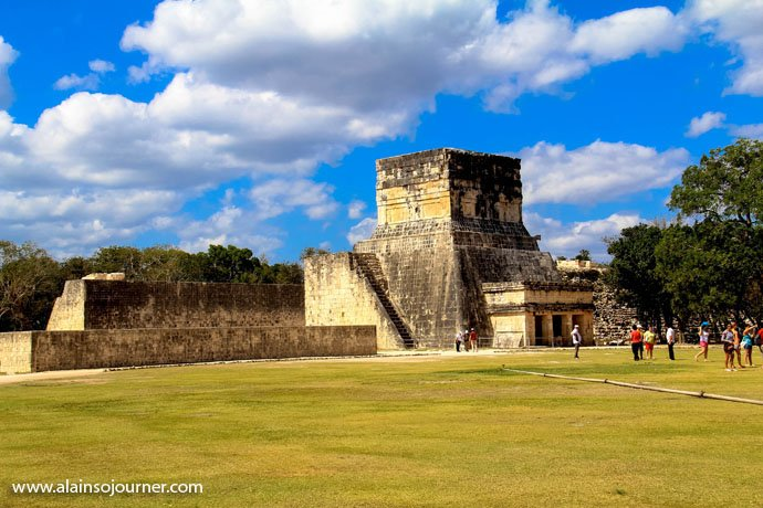 Chichen Itza Pyramid Mexico Kukulkan Cancun Tulum 3