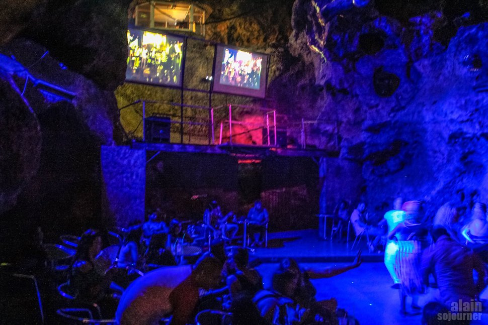 Disco Ayala is a disco cave in Trinidad, Cuba.