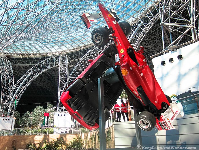 ferrari world abu dhabi things to do. Cars Review. Best American Auto & Cars Review