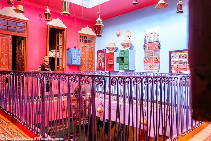 Rainbow Hostel Marrakech - A Hostel of Dazzling Colours (Marrakech, Morocco)