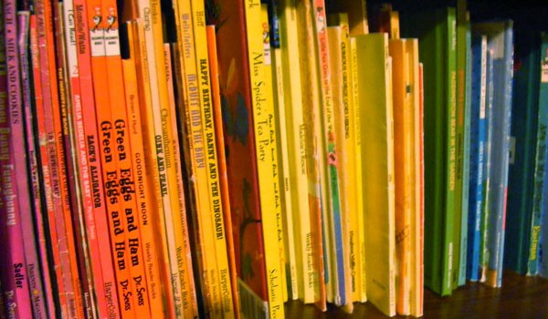 How to Build a Children's Book Collection