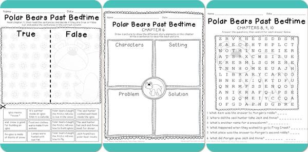 All About Polar Bears - Keeping Life Creative