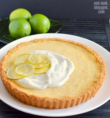 Key Lime tart-3