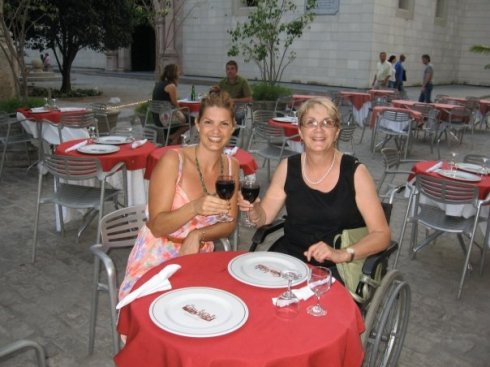 Havana cuba with my mama