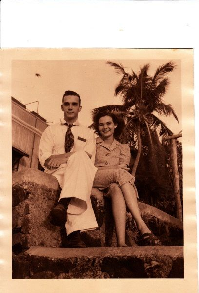 nana and grandpa