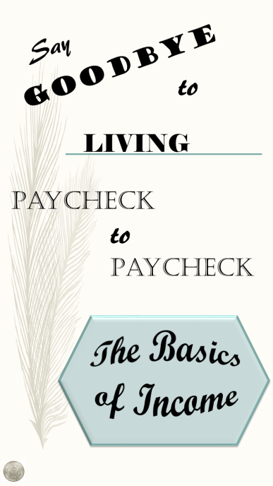 The Basics of Income