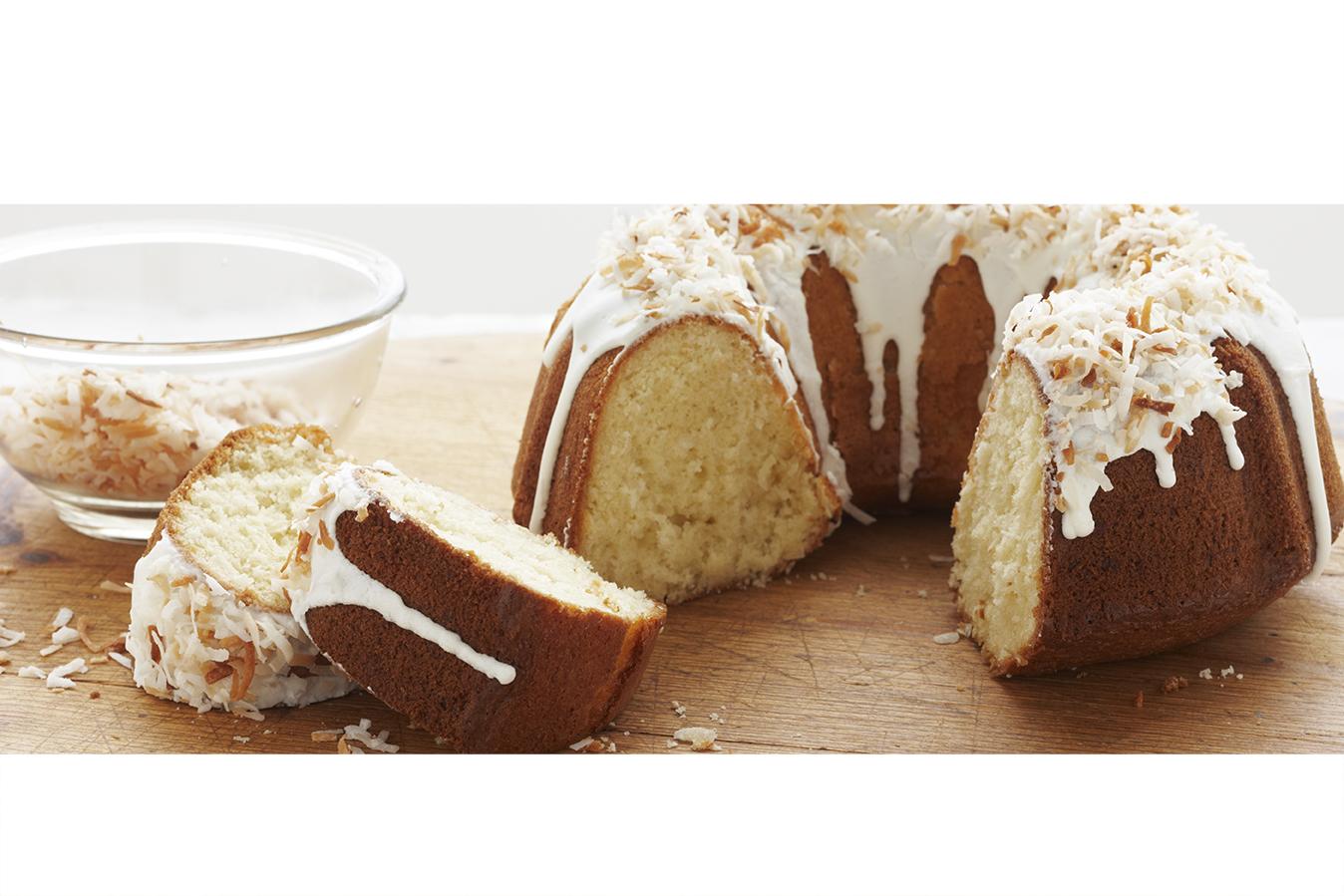 Fullsize Of Coconut Pound Cake