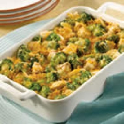 Paleo Campbell's Kitchen Chicken Broccoli Divan