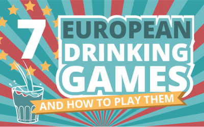 7 European Drinking Games (And How to Play Them)