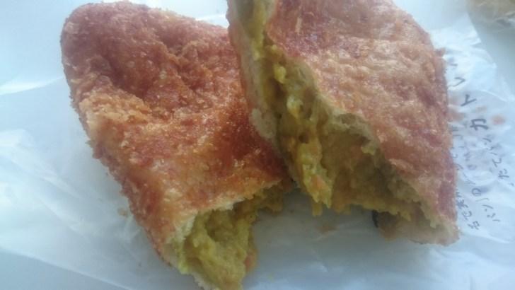カトレアのカレーパン