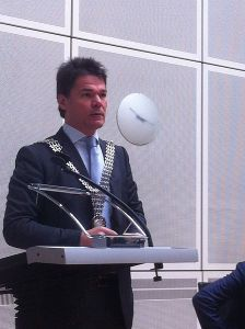 Bürgermeister Paul Depla - Quelle: wikiportret.nl