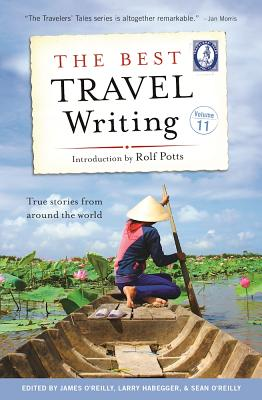 Book cover of The Best Travel Writing Volume 11