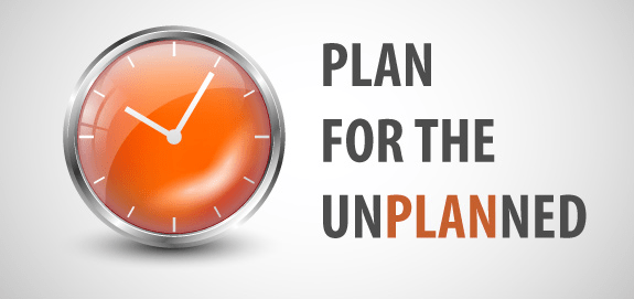 Plan for the Unplanned to Master Your Day