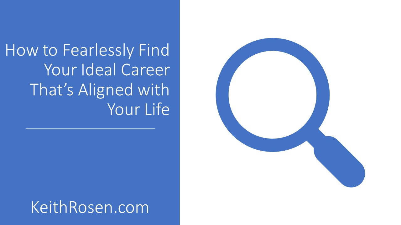 Video: How to Fearlessly Find Your Ideal Career