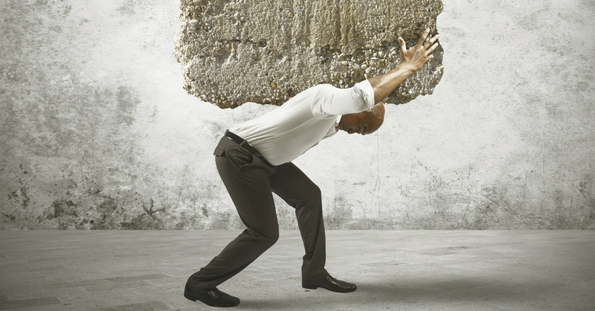 How to Eliminate the Baggage In Your Life and Career That's Dragging You and Your Team Down