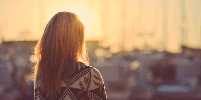 Blong-Girl-Thoughfully-Watching-A-Sunrise1