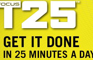 Third Times A Charm, Right? Focus T25