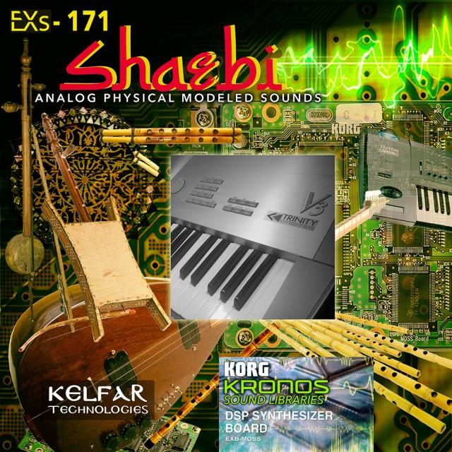 Korg Kronos sound library shabi