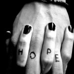 Hope-less-ness