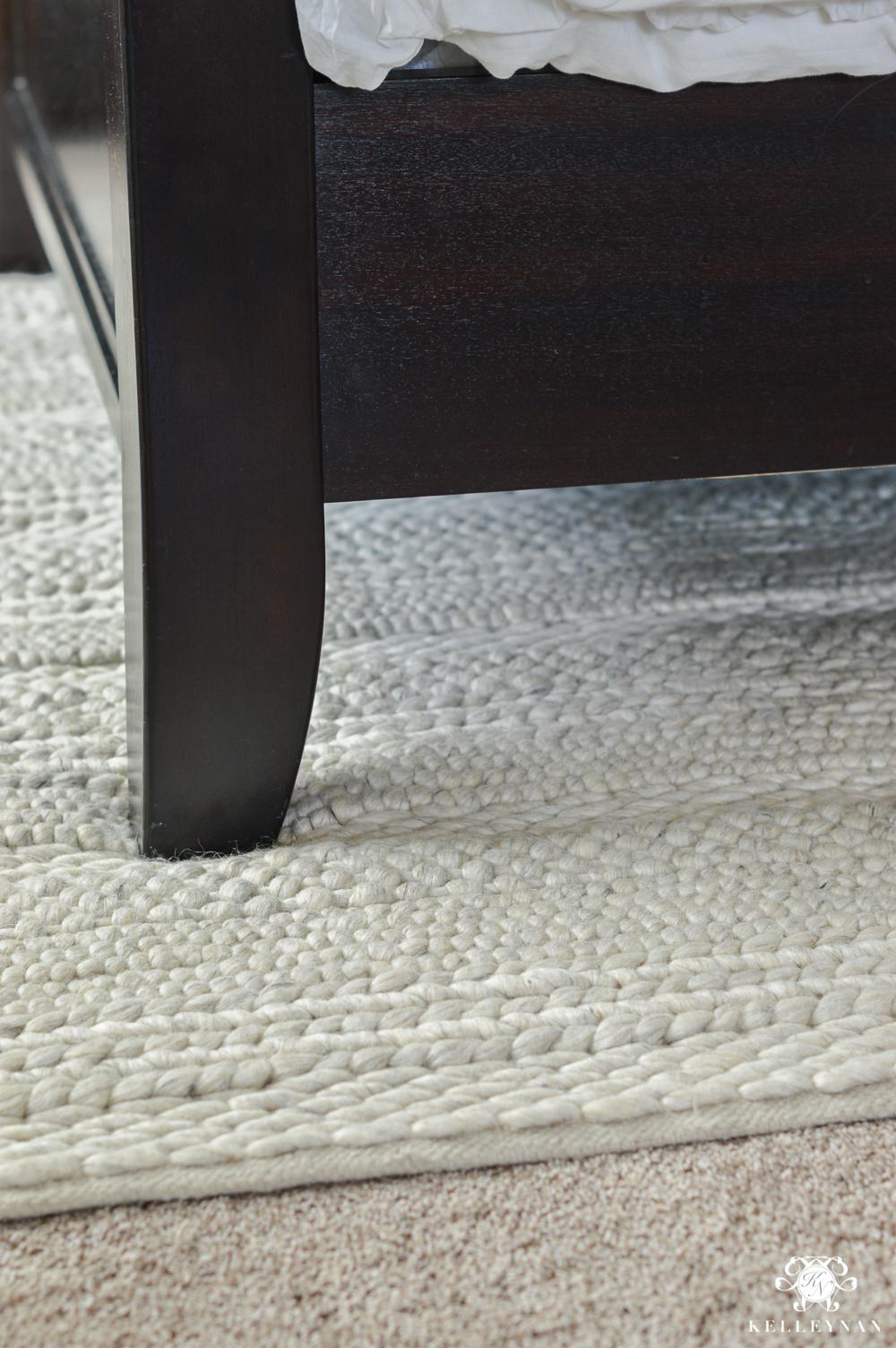 Fullsize Of Rug Under Bed