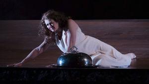 Salome with cloche