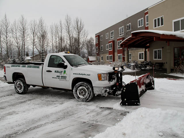 Keep Your Customers Safe With Efficient Snow Removal Services