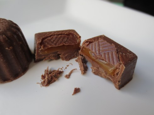 Salted Caramel Chocolates