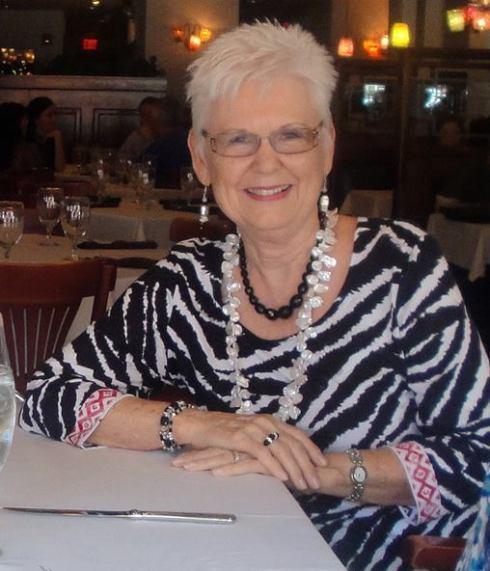 My Grandma, Suzanne Kagan