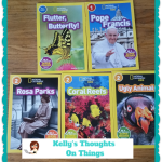 Get Ready For Back to School with National Geographic Kids Books