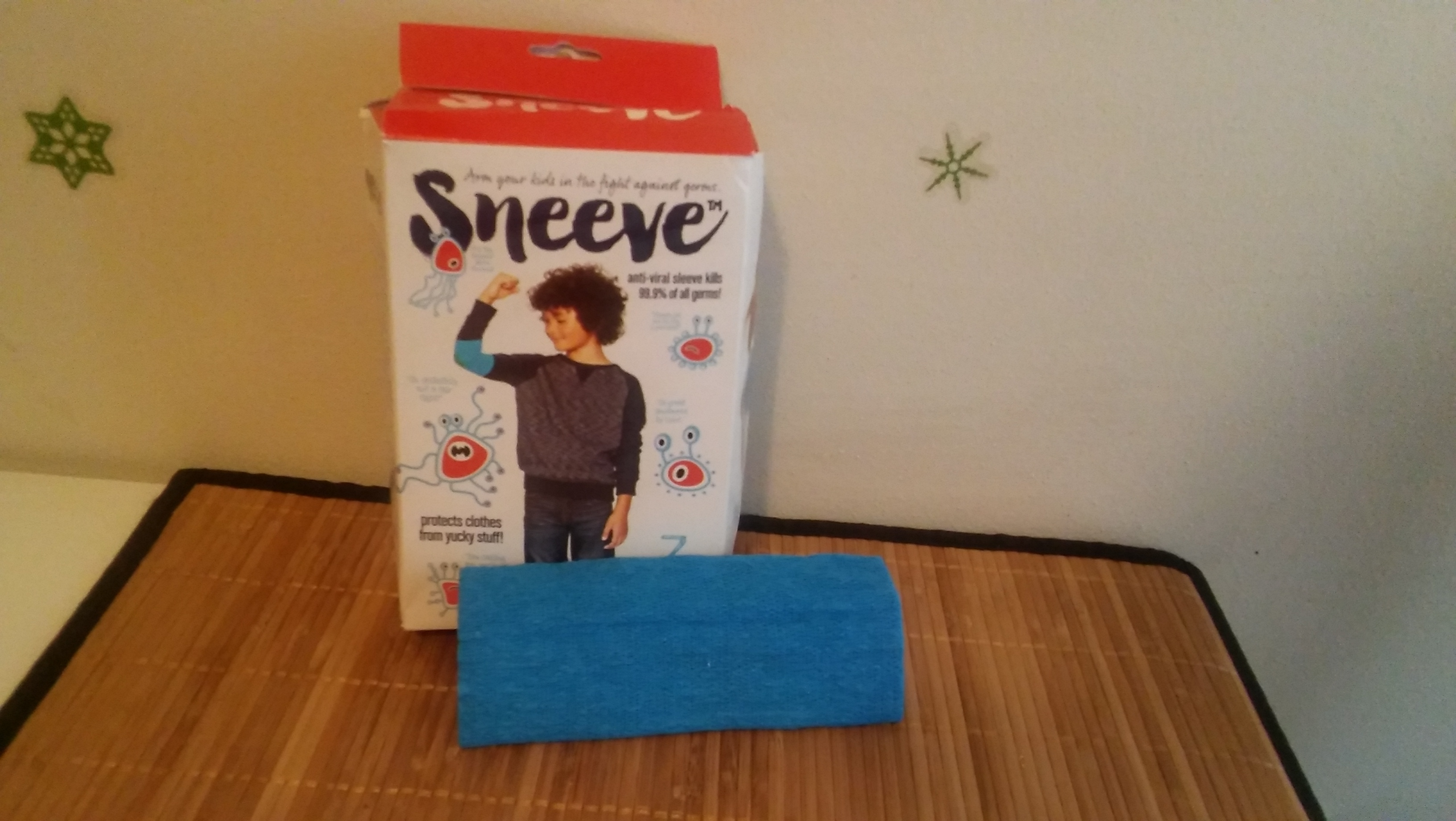 Arm Your Kids With The Sneeve To Fight Germs Kellys