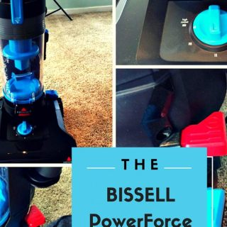 The BISSELL PowerForce Helix Is The Smart Choice