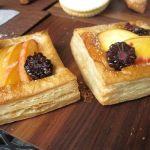 Peach Blackberry Tarts