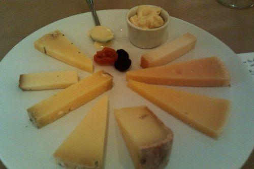 Wisconsin Cheese Platter