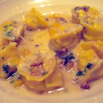 Chestnut Tortelloni