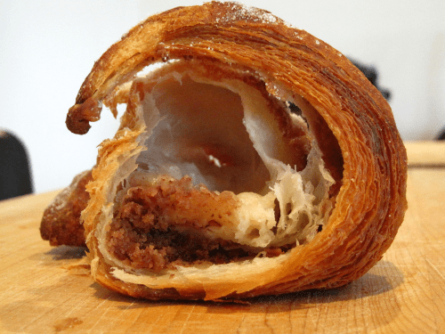 Inside of Croissant Knead Patisserie
