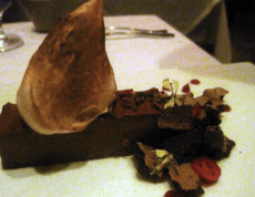 Chocolate Dessert Aziza 300x225