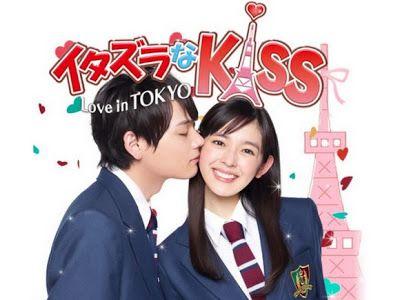 Itazura na Kiss – Love in Tokyo Drama Jepang Komedi Romantis
