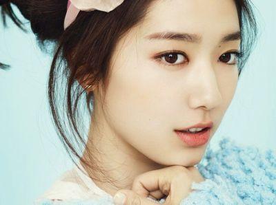 Foto Aktris Cantik Korea Park Shin-hye 1