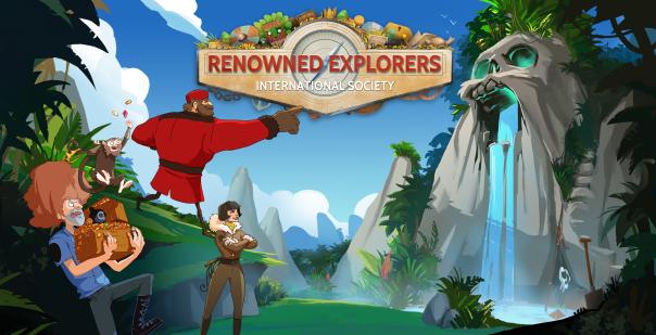 Renowned Explorers
