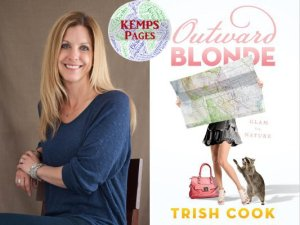 Outward Blonde by Trish Cooke