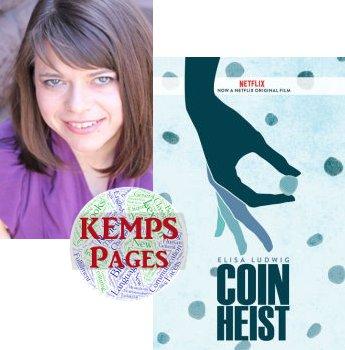 Coin Heist by Elisa Ludwig