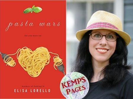 Pasta Wars by Elisa Lorello