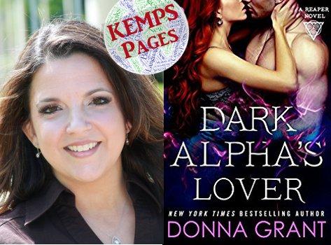 Dark Alpha's Lover by Donna Grant