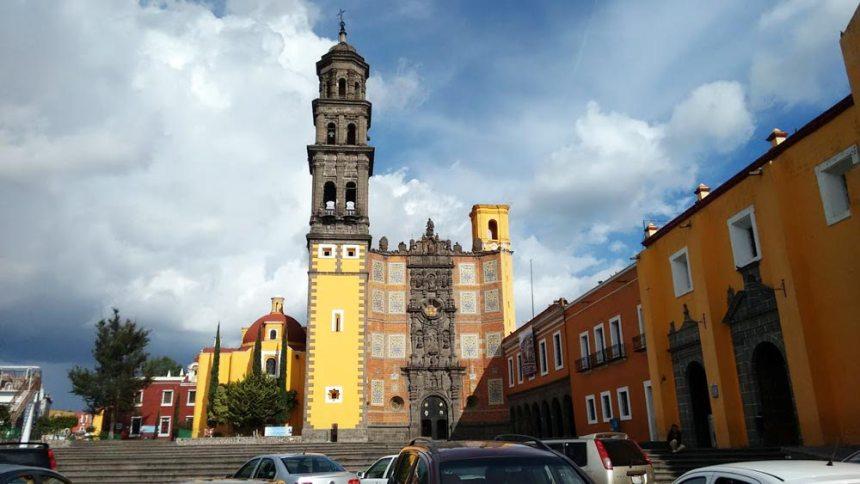 Ex-convento de San Francisco en Puebla, Puebla