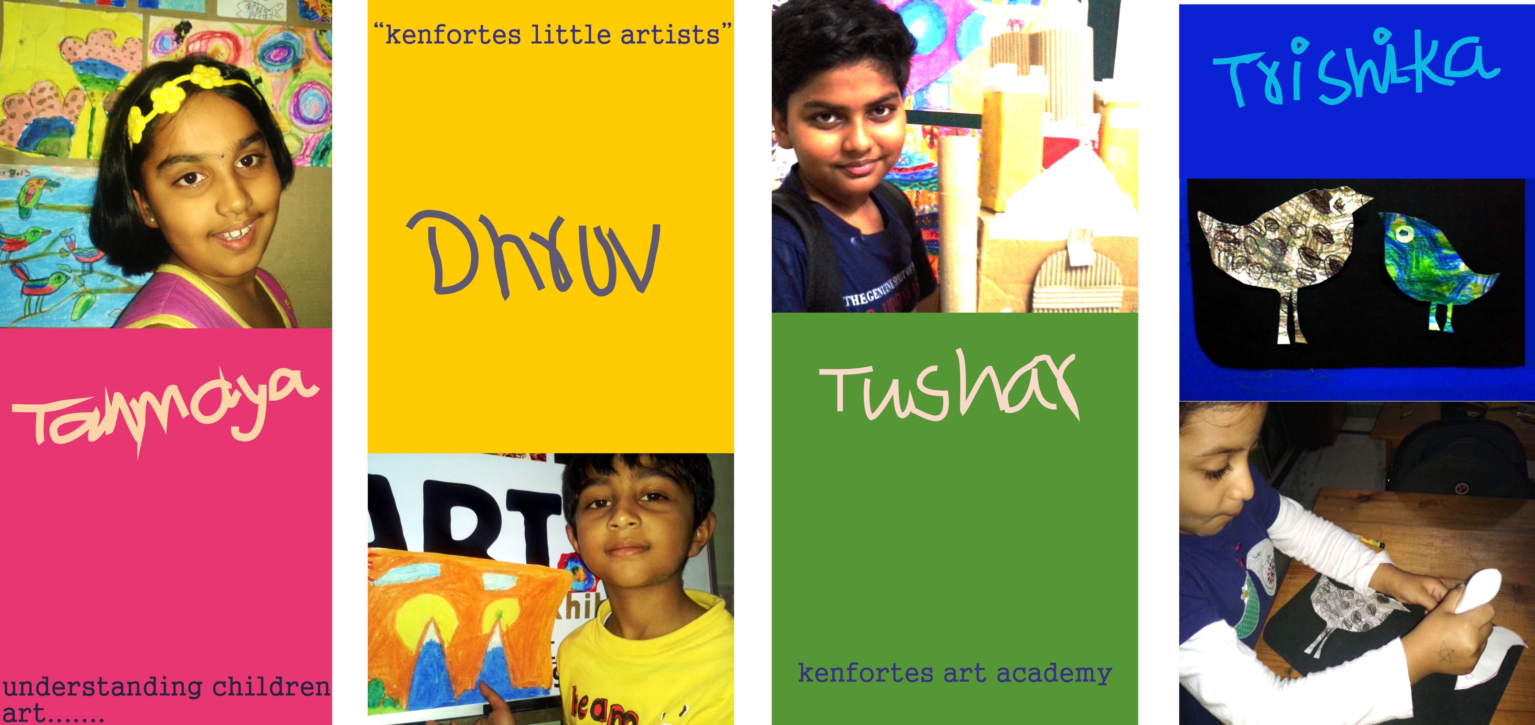 Kenfortes little artists