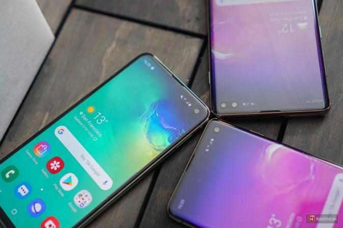 Trên tay Galaxy S10/S10+ giá từ 21 triệu: Như này không đẹp thì không biết thế nào mới được coi là đẹp - Ảnh 2.