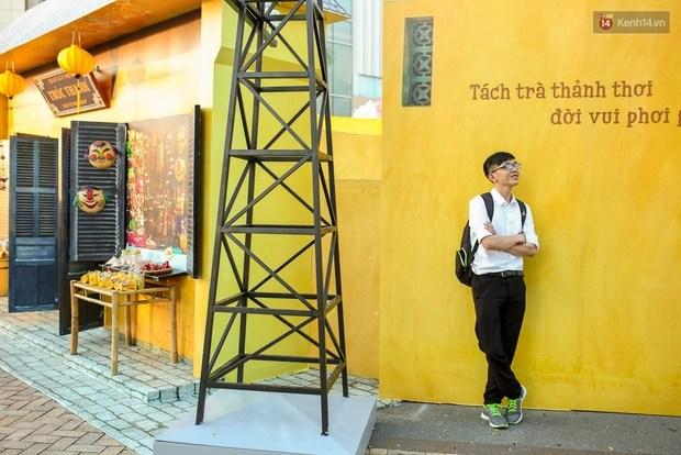 Nghìn góc ảnh sống ảo đẹp miễn chê tại Hội An thu nhỏ giữa lòng Sài Gòn - Ảnh 3.