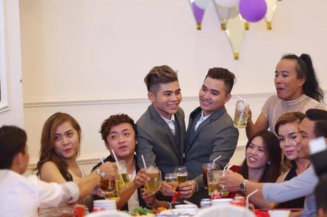 Lễ cưới trong mơ của hai anh chàng điển trai ở Đồng Nai - Ảnh 3.